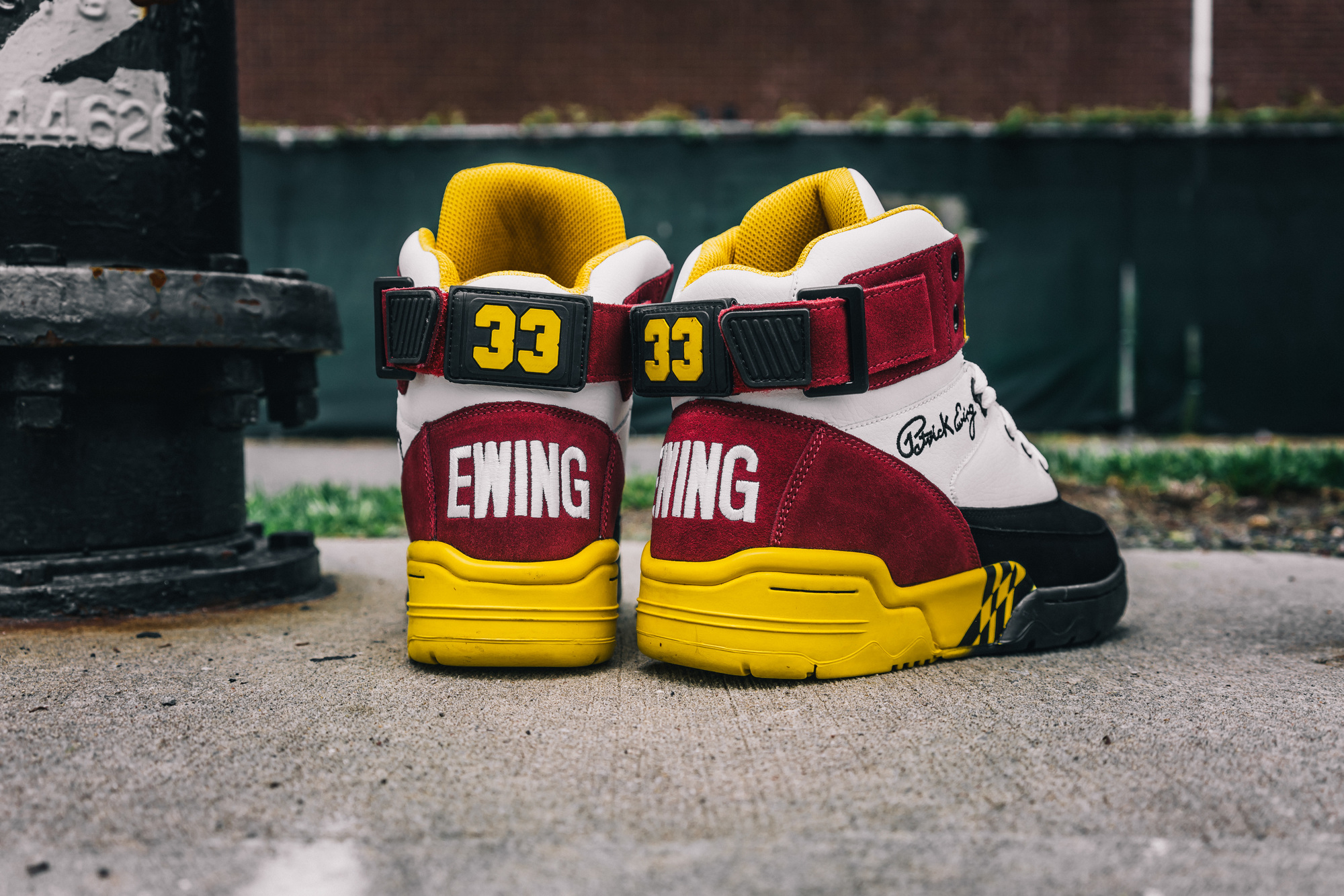 "buy popular da40b 9f06b Felicia ""Snoop"" Pearson from ""The Wire"" is getting her own Ewing signature  sneaker"