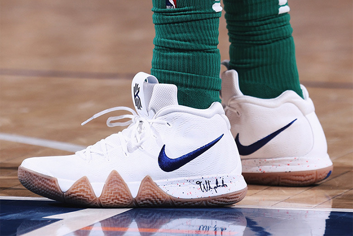 premium selection 5066a 01272 Young Bloods, Rejoice!!! Nike Kyrie 4 'Uncle Drew' coming ...
